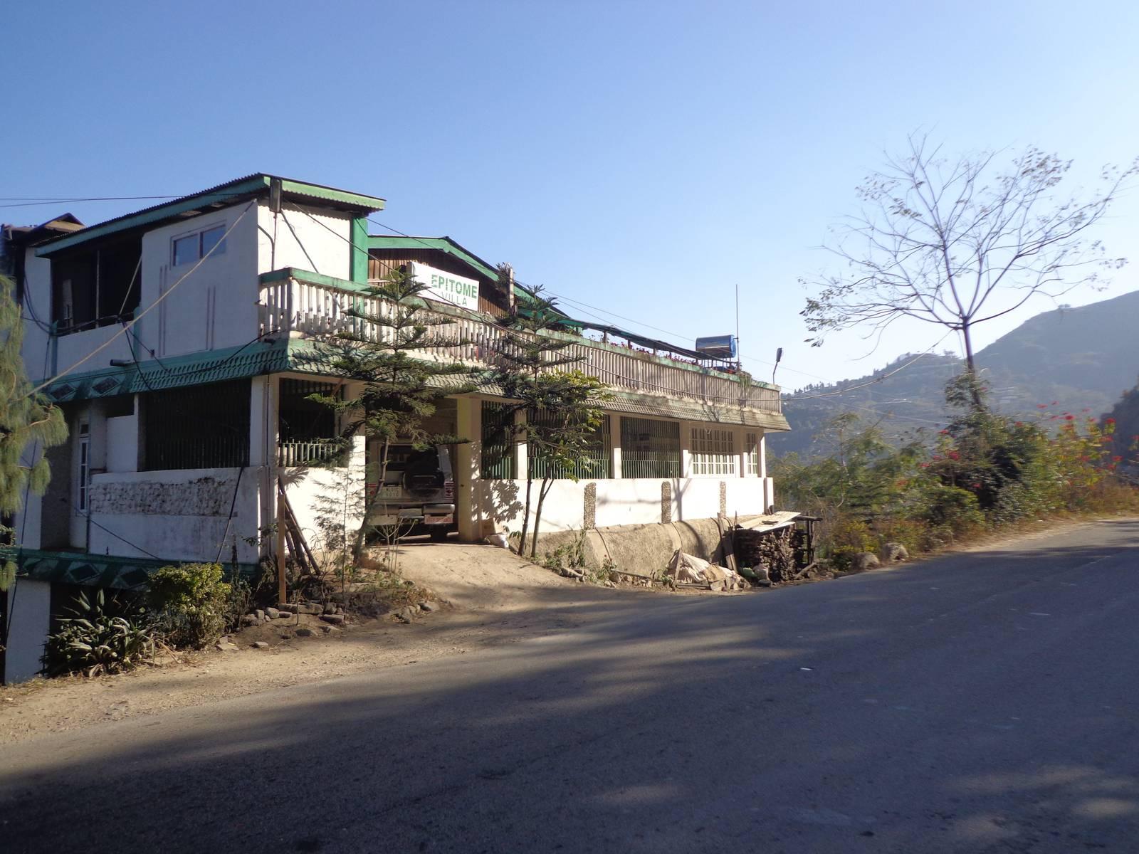 Epitome villa: Lalhou's homestay.