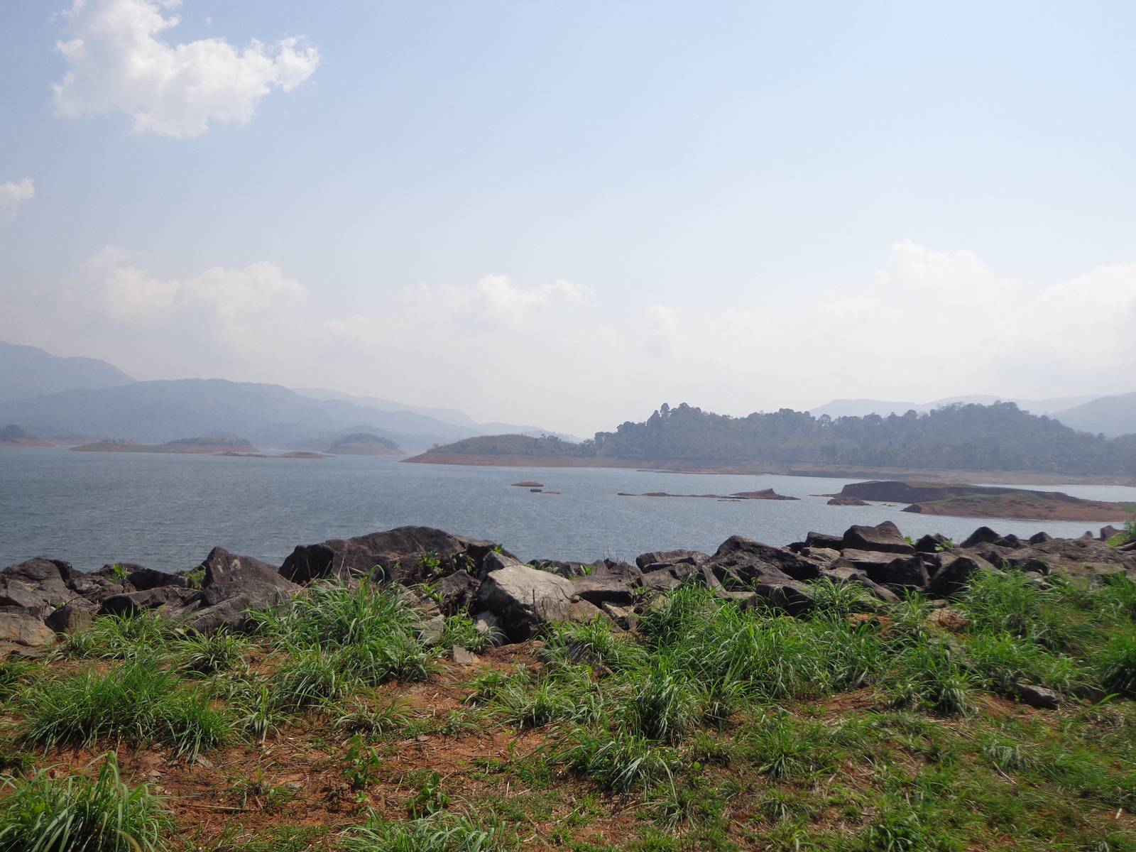 Banasurasagar Dam is the second largest earthen dam in Asia.