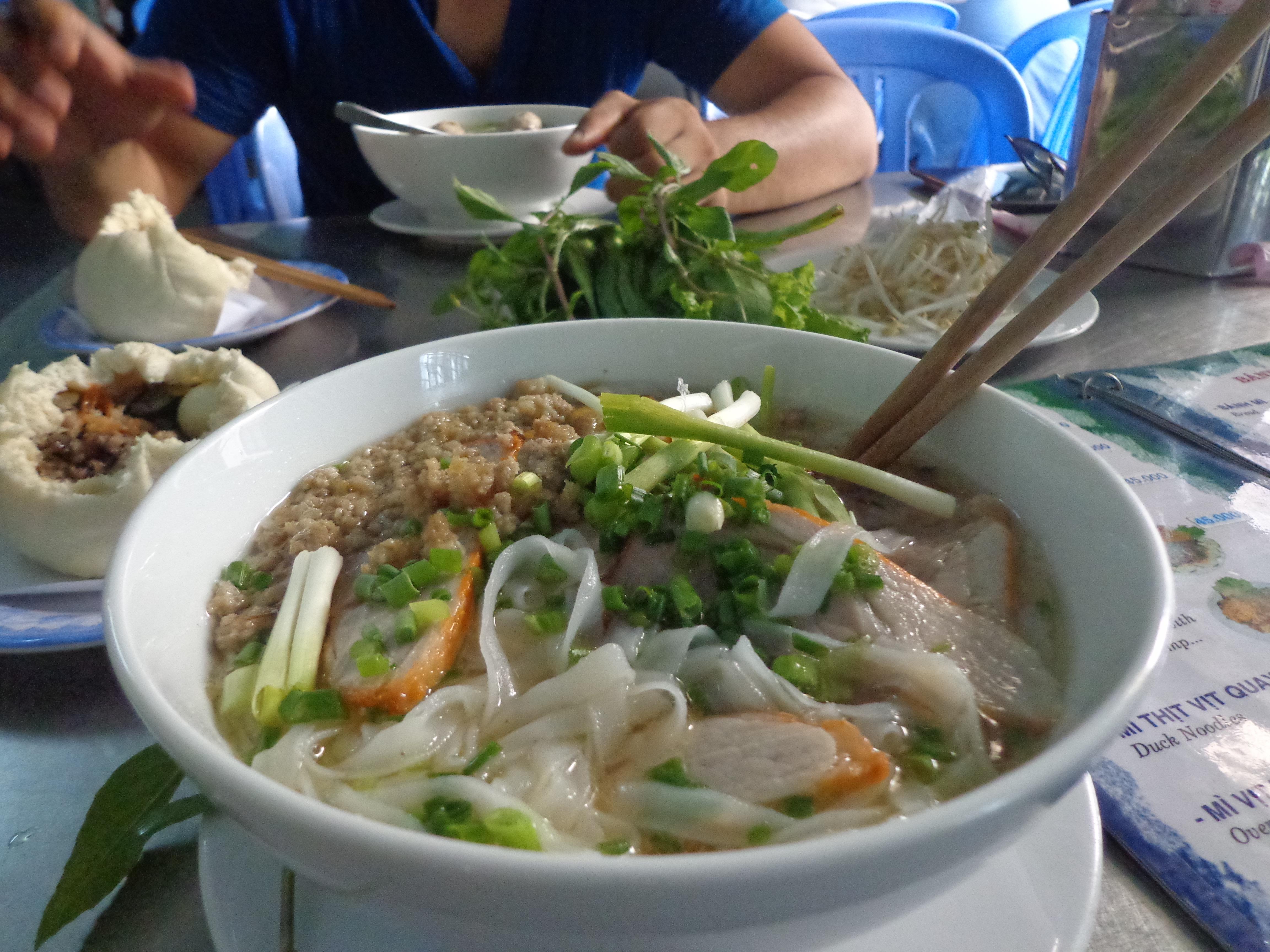 The Pho and Mi at Pho Saigon.