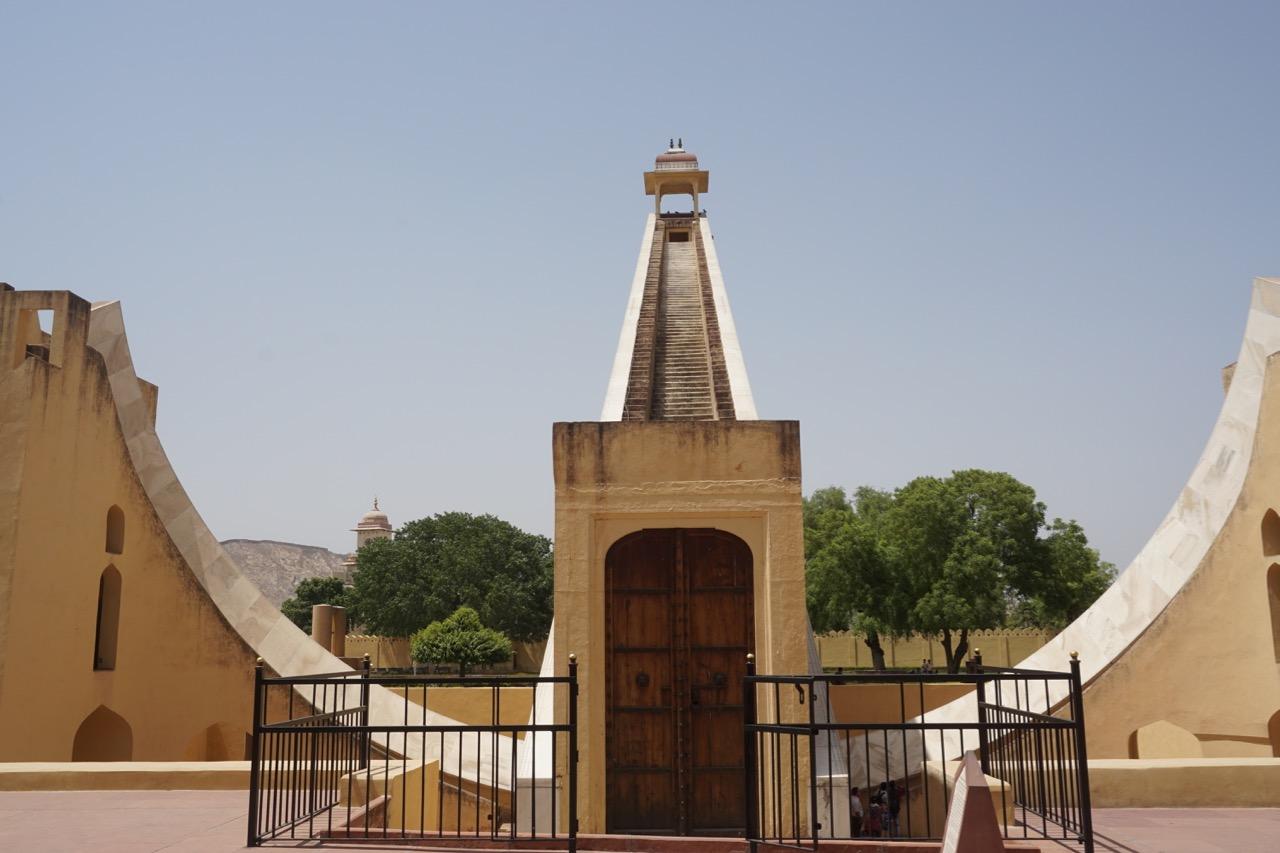 Jantar Mantar's centrepiece